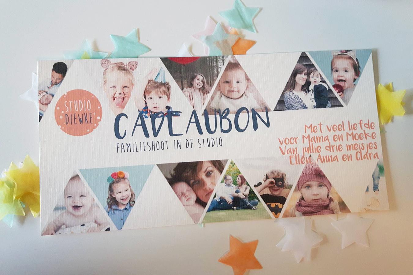 Cadeaubon Studio Diewke